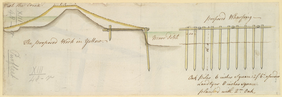 Proposed Wharf at Purfleet
